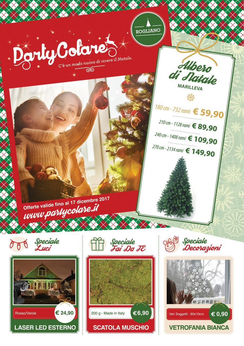 Volantino Dicembre - Speciale Natale
